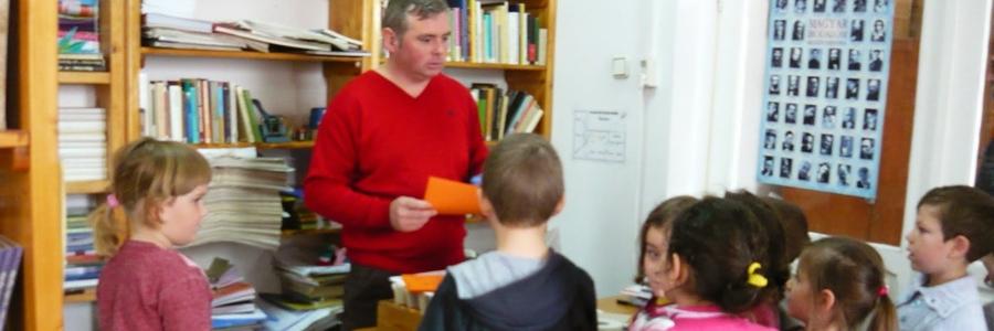 Iskola másképp 2015 - Gyermekkönyvek Napja
