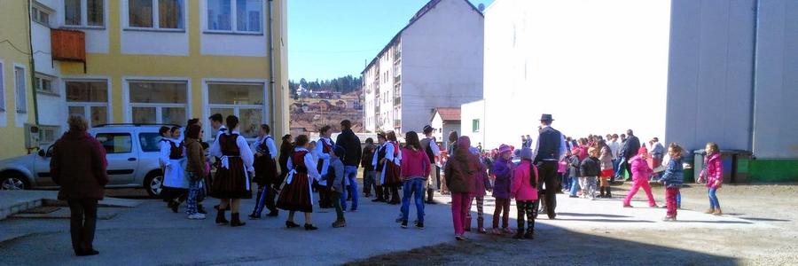 Iskola másképp 2015 - Hagyományörző nap