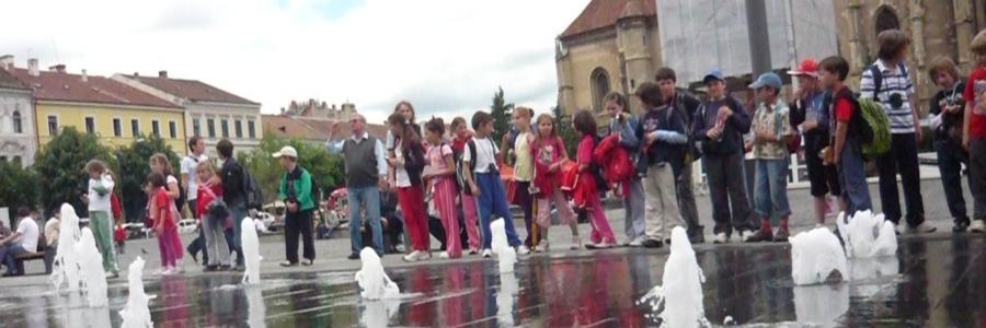 Kirándulás Kolozsvárra