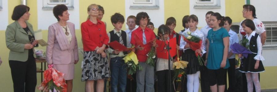 Búcsúzik az iskolától Mihály Irma tanítónő