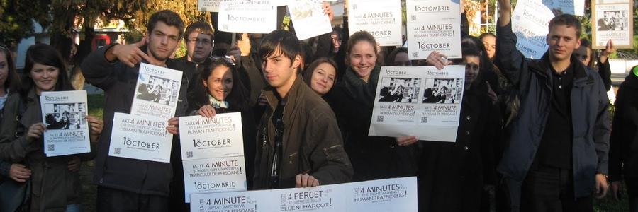 Nemzetközi mozgalom az emberkereskedelem ellen